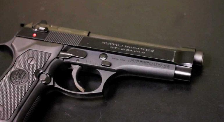 Processo de compra de arma pelo exercito
